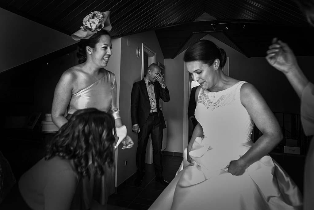 fotografo bodas Laredo Cantabria emociones