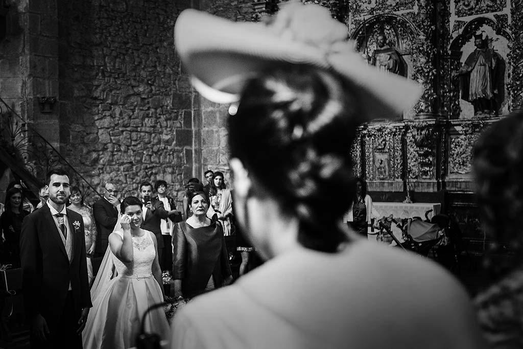 fotografo bodas Laredo Cantabria lloros boda
