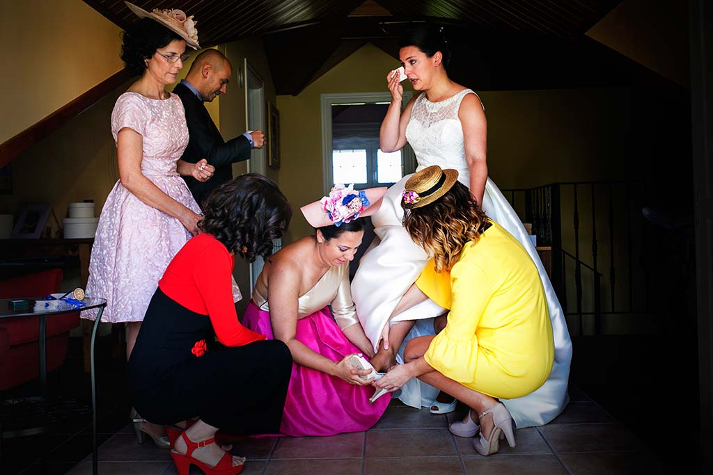 fotografo bodas Laredo Cantabria novia