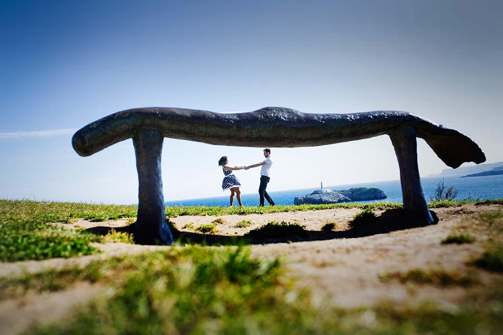 fotografo bodas Laredo Cantabria preboda magdalena