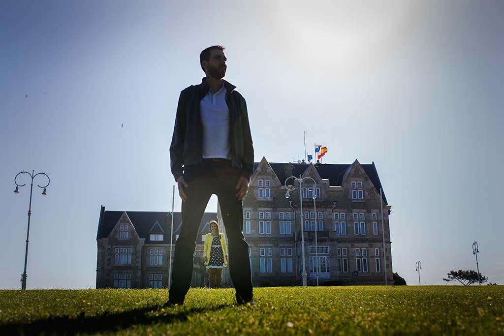 fotografo bodas Laredo Cantabria prenboda palacio magdalena