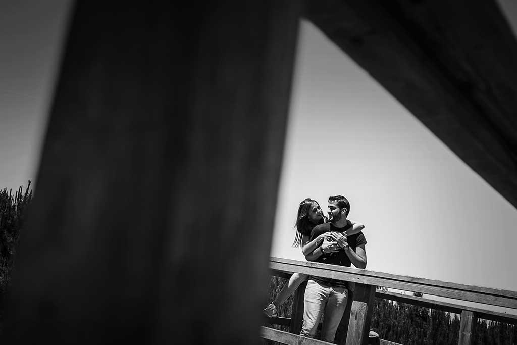 fotografo de bodas preboda liencres isa asier miradas