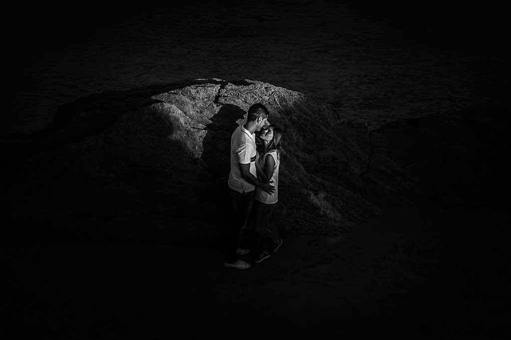fotógrafo de bodas Cantabria preboda Mario y Carla miradas y amores