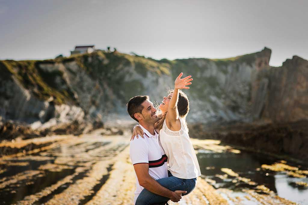 fotógrafo de bodas Cantabria preboda Mario y Carla por fin