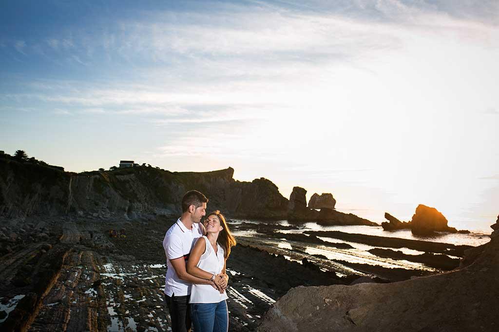 fotógrafo de bodas Cantabria preboda Mario y Carla momentos reales