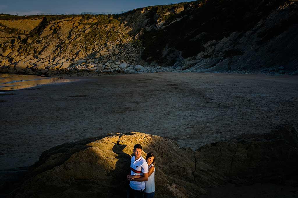 fotógrafo de bodas Cantabria preboda Mario y Carla Arnia