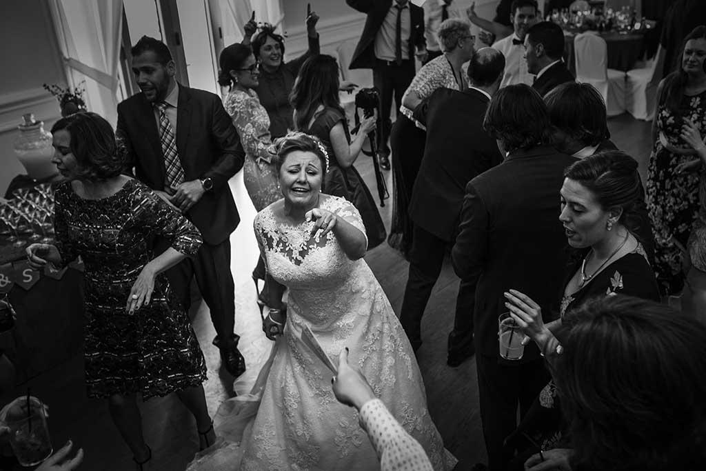 fotografo de bodas santander maria angel fiesta novia