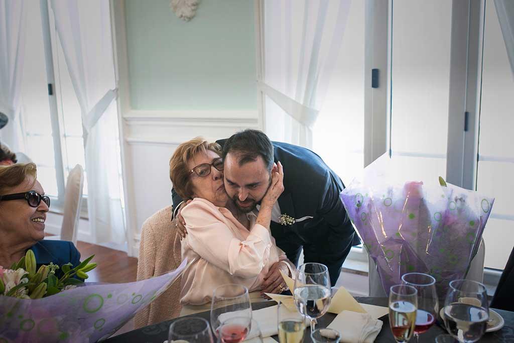 fotografo de bodas santander maria angel madrina