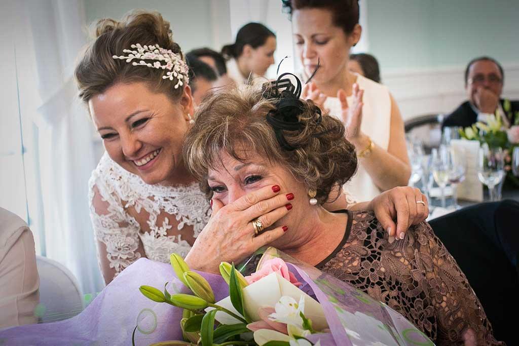 fotografo de bodas santander maria angel mama