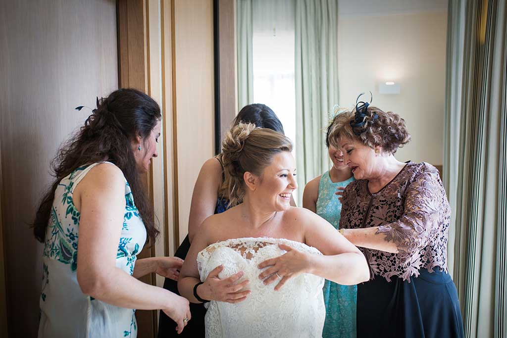 fotografo de bodas santander maria angel