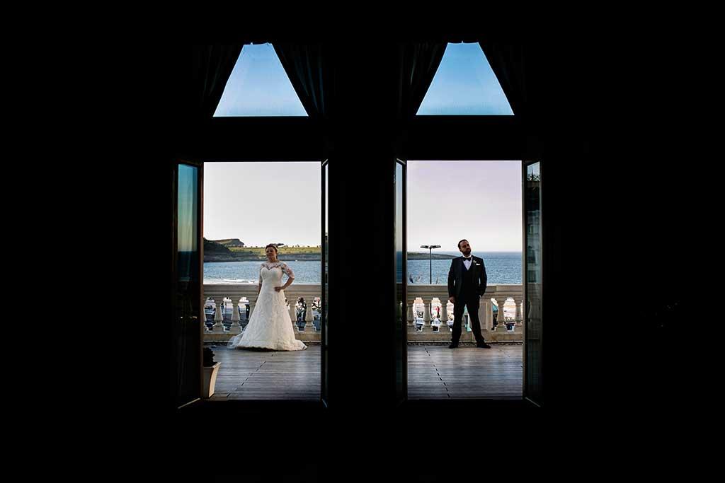 fotografo de bodas santander maria angel novios