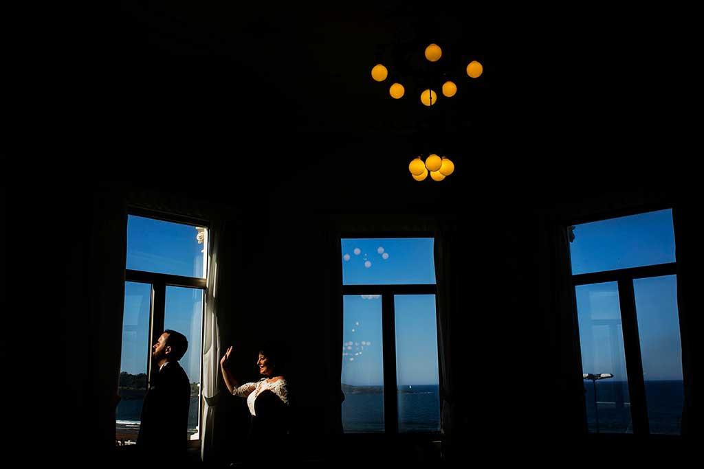 fotografo de bodas santander maria angel ventana