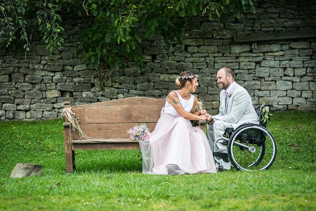 fotógrafo de bodas Cantabria ellos