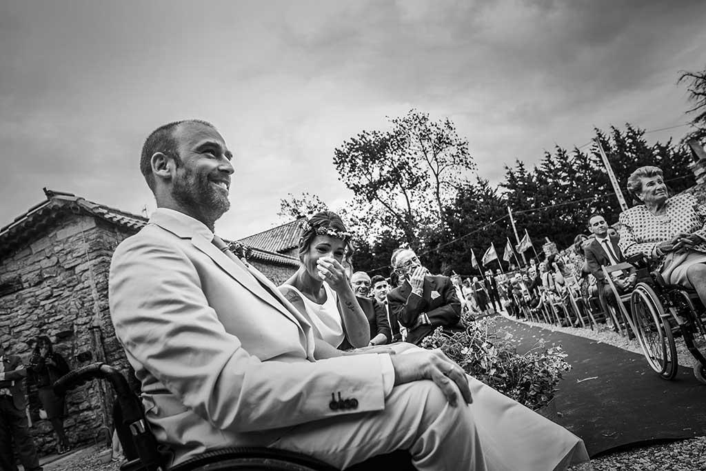 fotógrafo de bodas Cantabria emociones