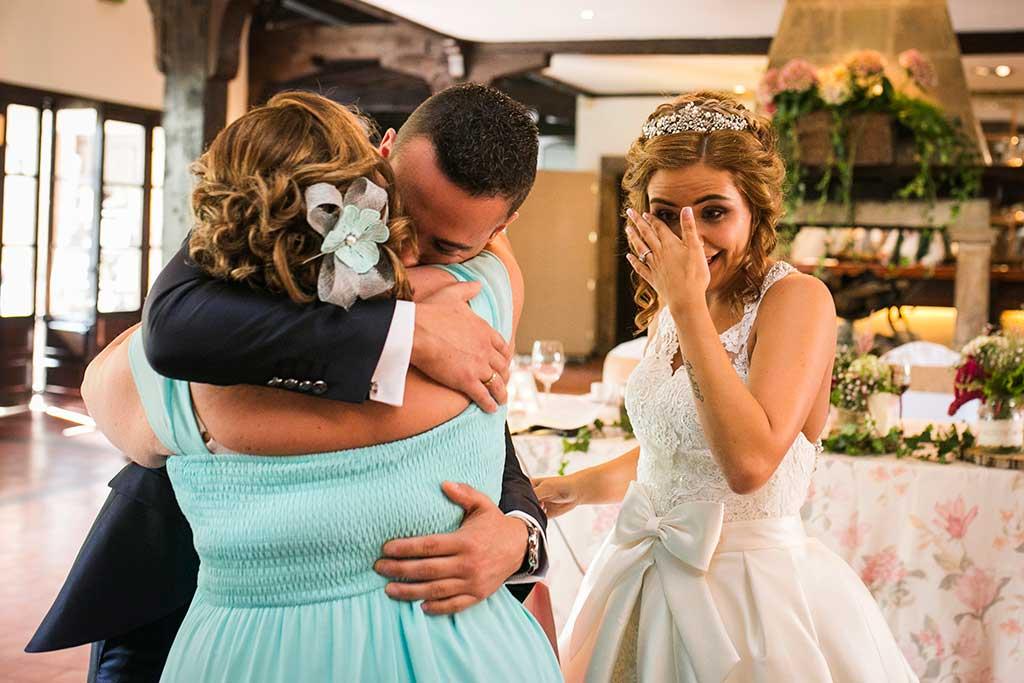 fotografo bodas Cantabria Andrea y Samuel lloros