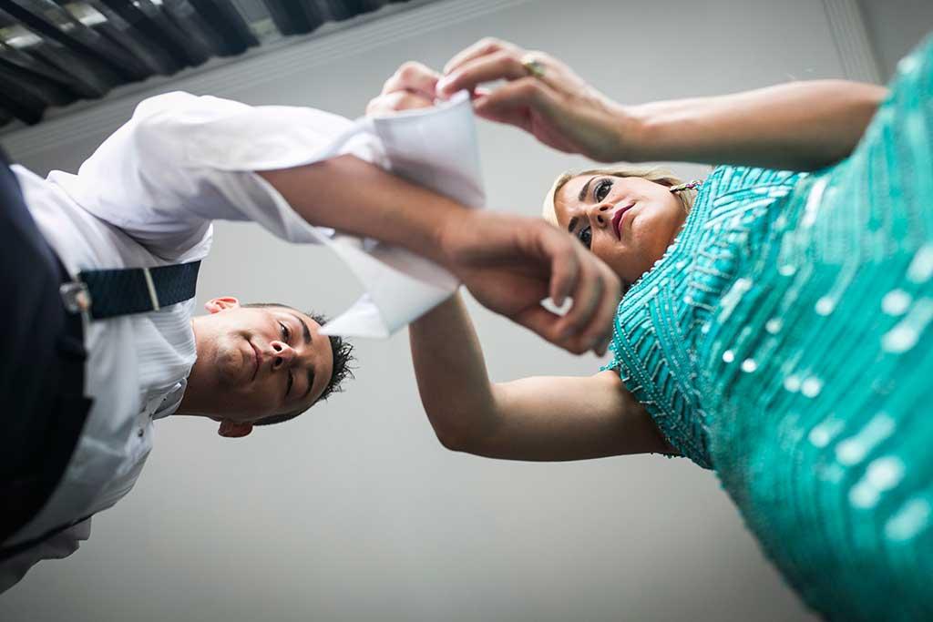 fotografo bodas Cantabria Andrea y Samuel gemelos