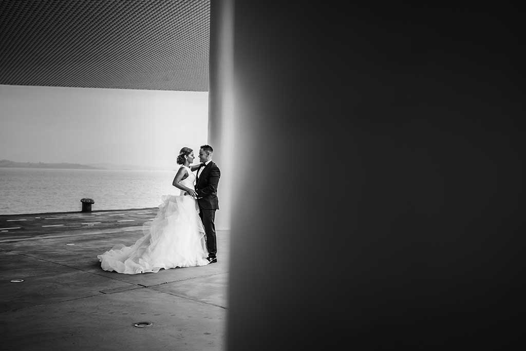 fotógrafo de bodas Santander Sandra y Fran bahia