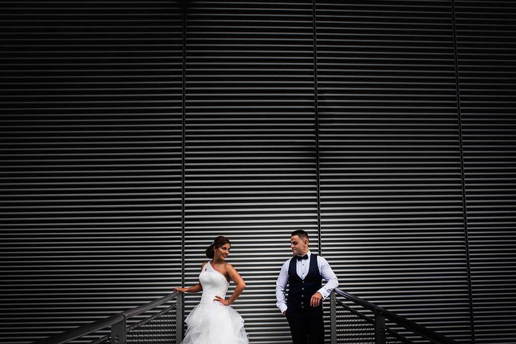 fotógrafo de bodas Santander Sandra y Fran centro botin
