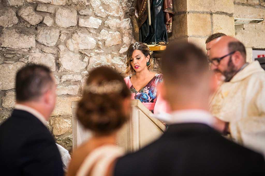fotógrafo de bodas Santander Sandra y Fran amiga