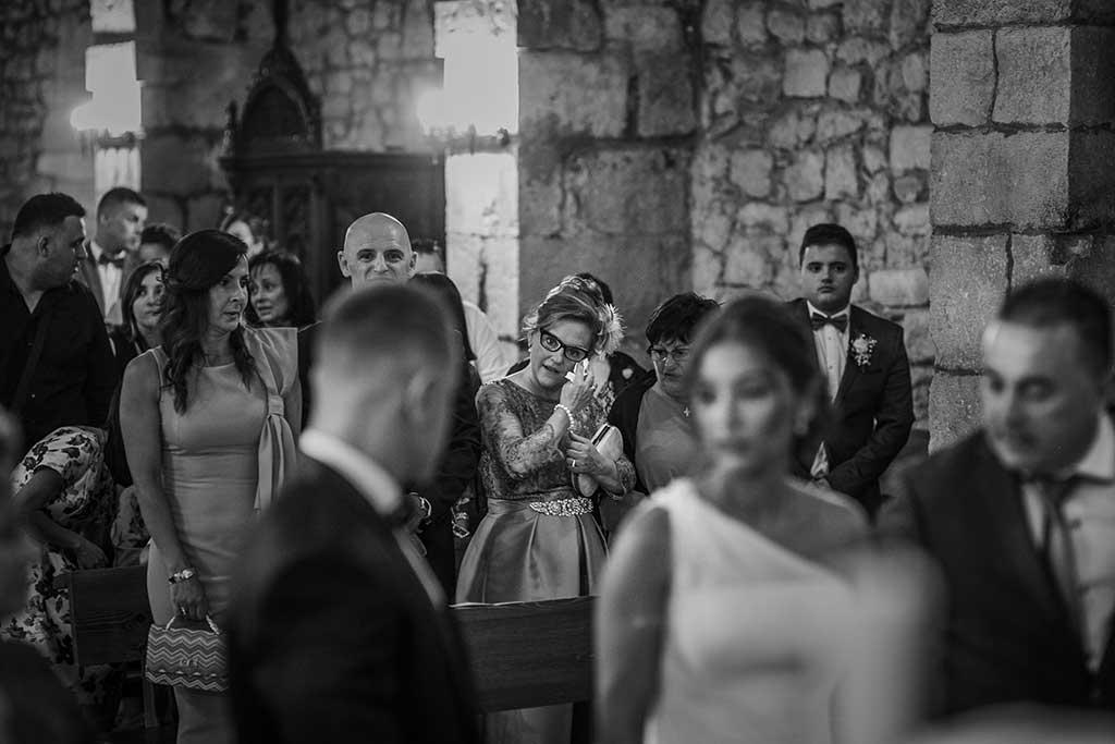 fotógrafo de bodas Santander Sandra y Fran madre