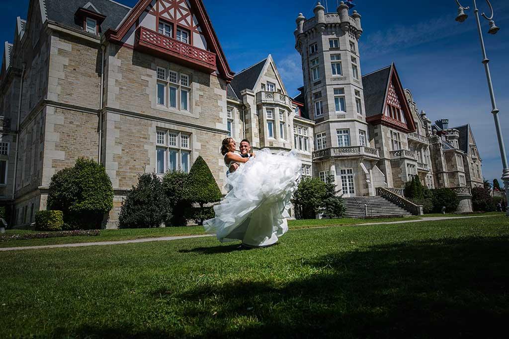 fotógrafo de bodas Santander Sandra y Fran magdalena