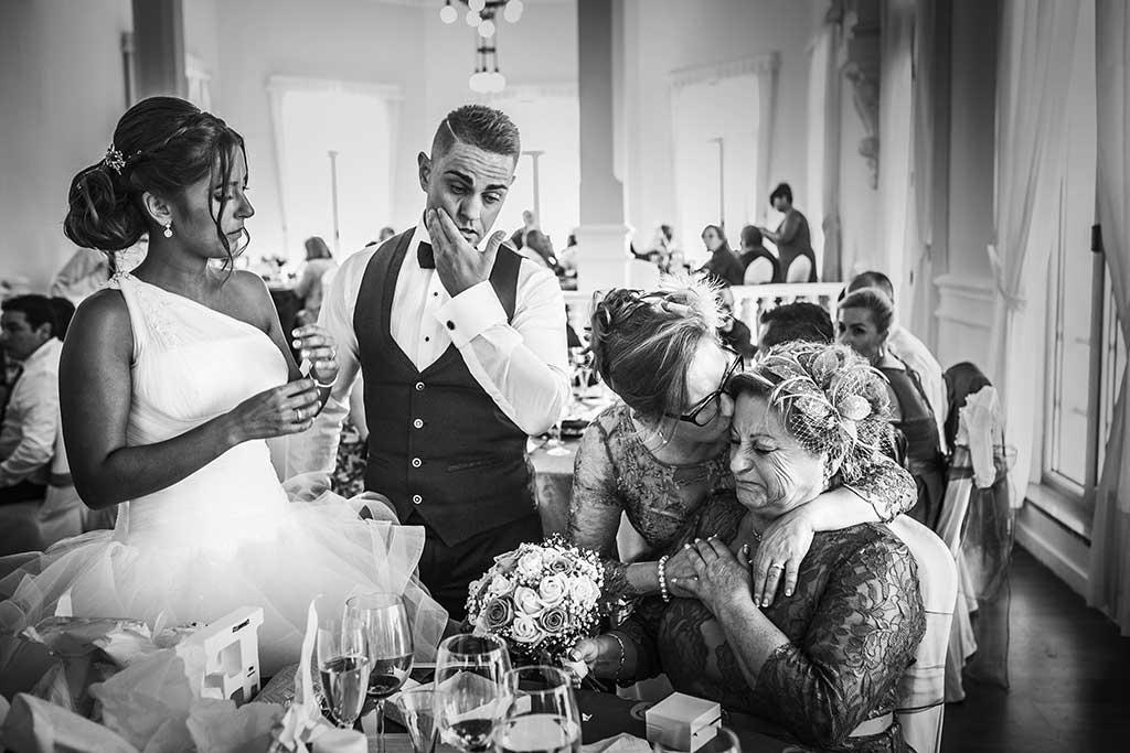 fotógrafo de bodas Santander Sandra y Fran mamas