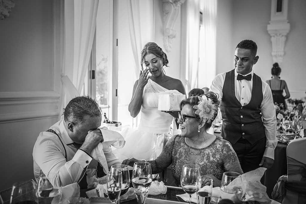 fotógrafo de bodas Santander Sandra y Fran papa