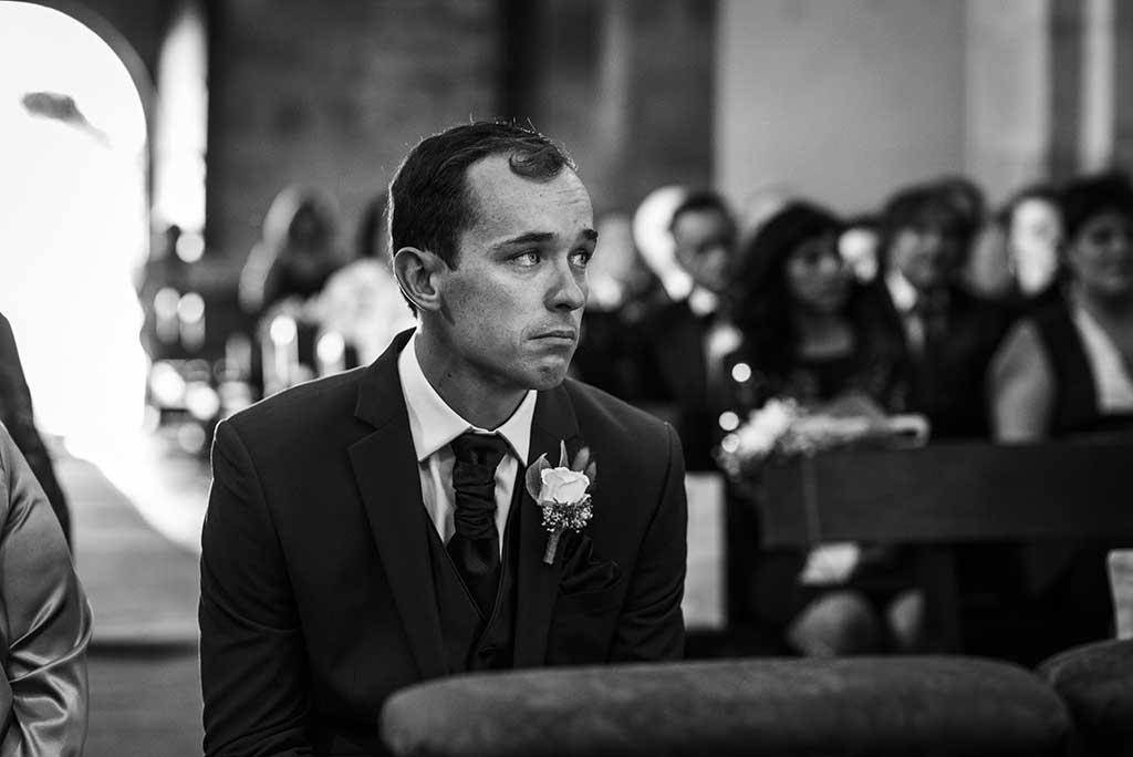 fotógrafo de bodas Cantabria Sara y Luis novio