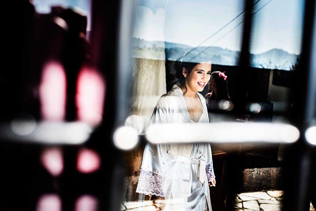 fotógrafo de bodas Cantabria Sara y Luis novia
