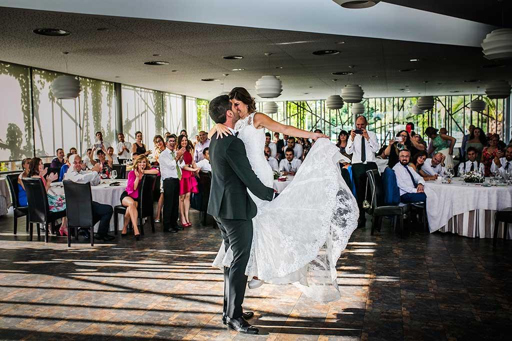 fotografo de bodas Santander Mario Carla baile nupcial