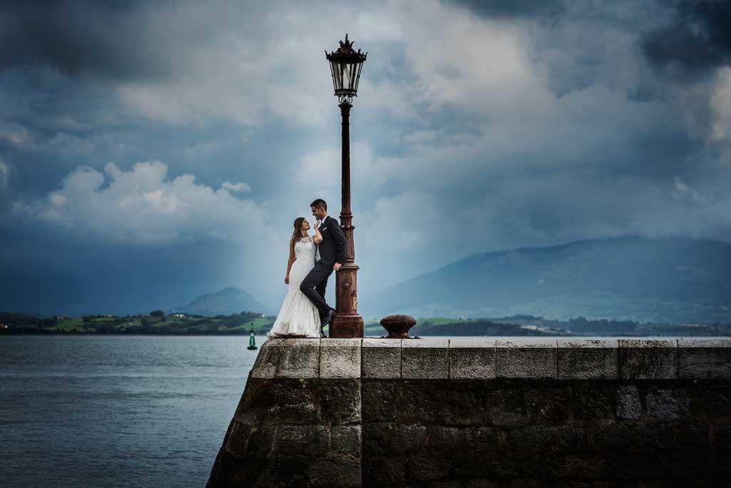 fotografo de bodas Santander Mario Carla farola