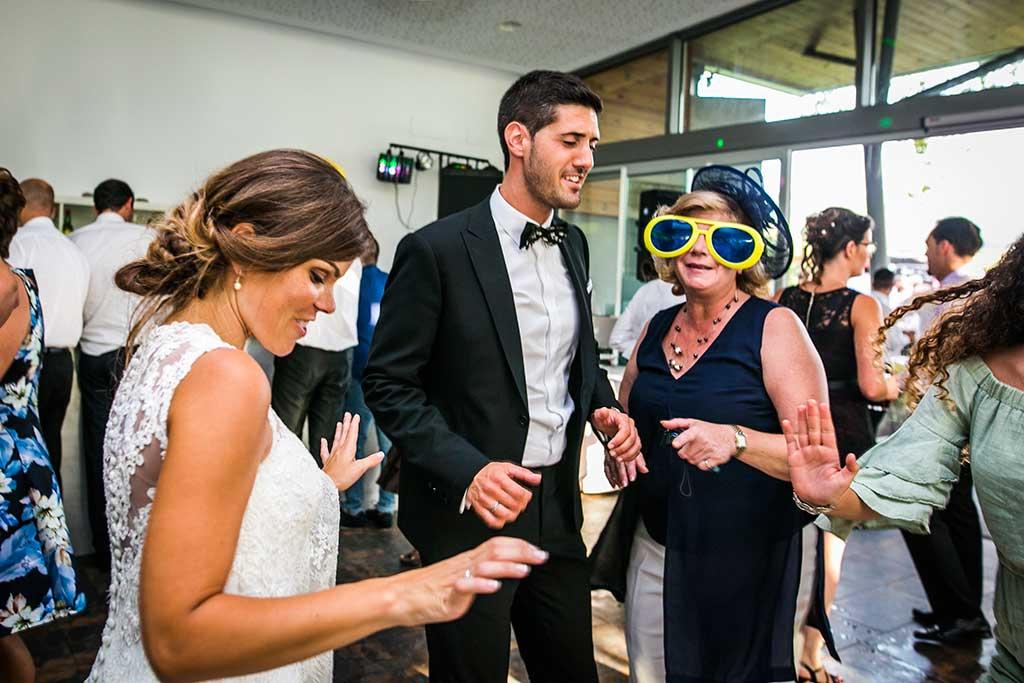 fotografo de bodas Santander Mario Carla fiesta