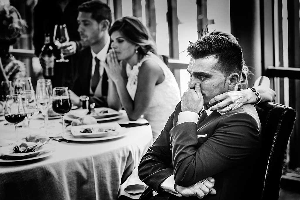 fotografo de bodas Santander Mario Carla hermano