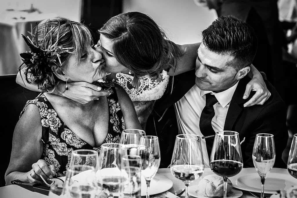 fotografo de bodas Santander Mario Carla mama