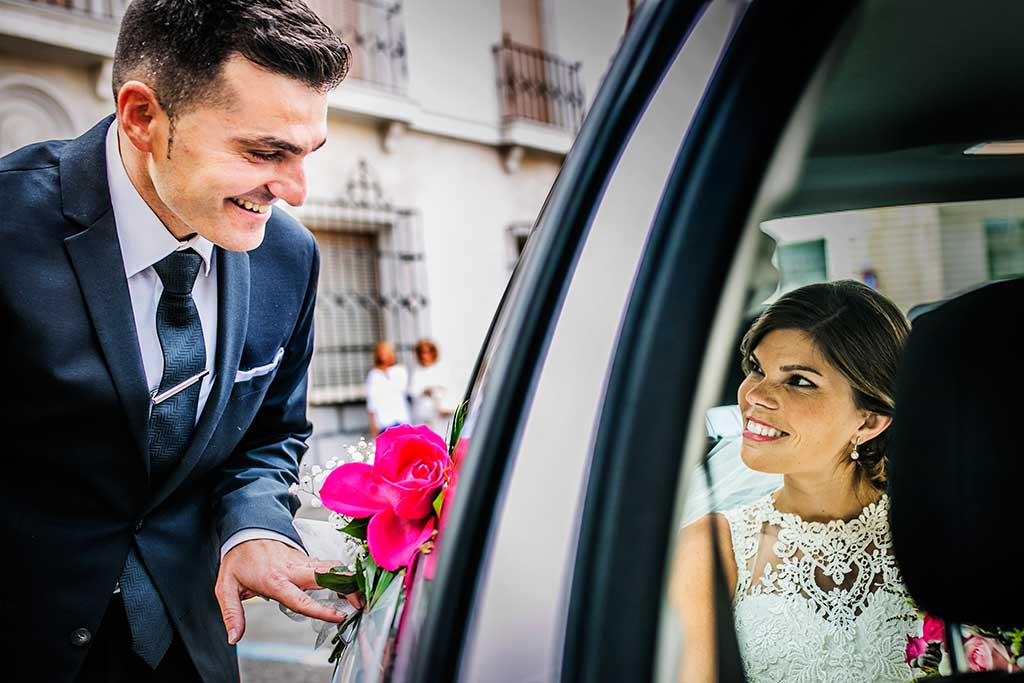 fotografo de bodas Santander Mario Carla miradas