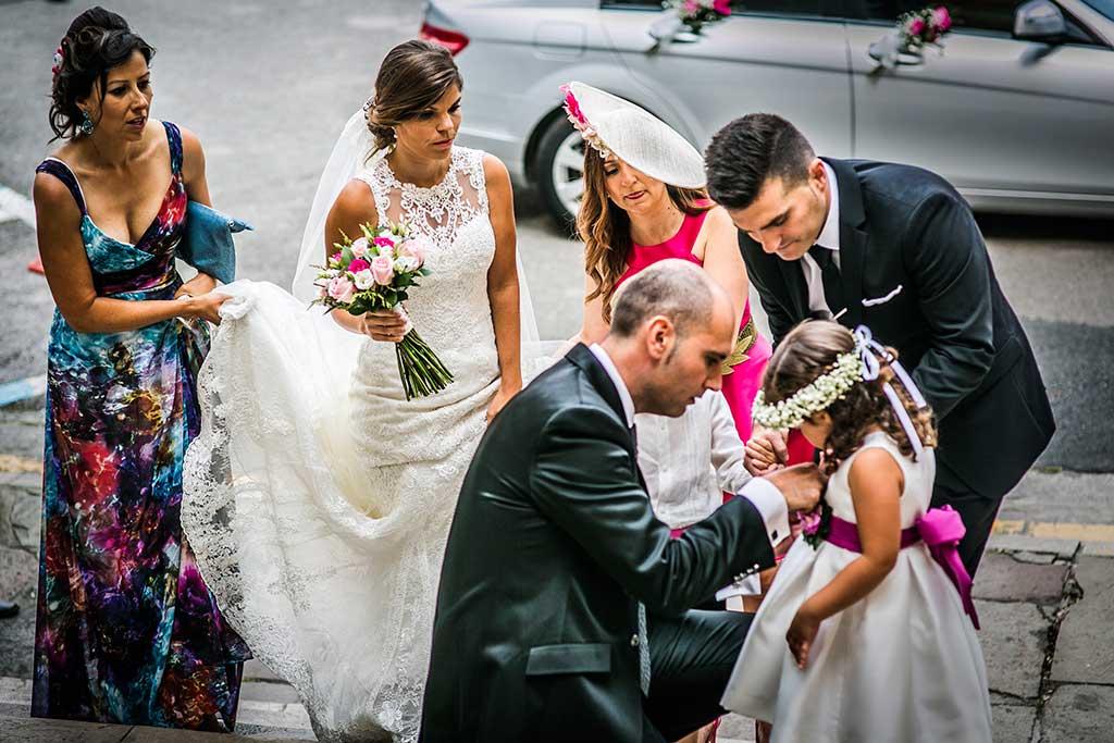 fotografo de bodas Santander Mario Carla niños