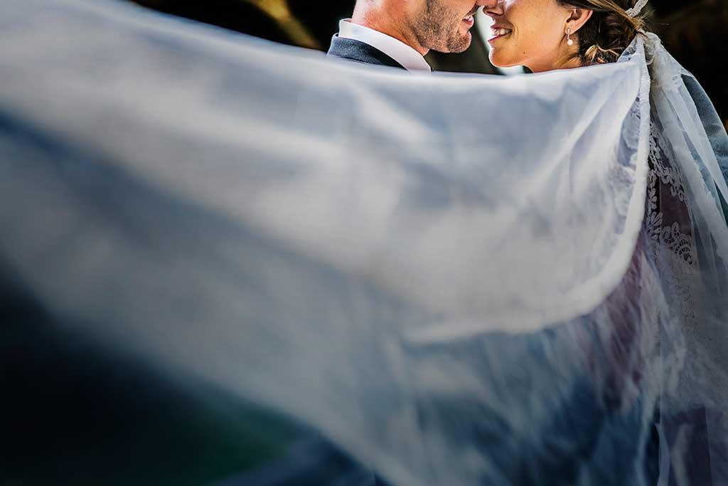 fotografo de bodas Santander Mario Carla velo amor