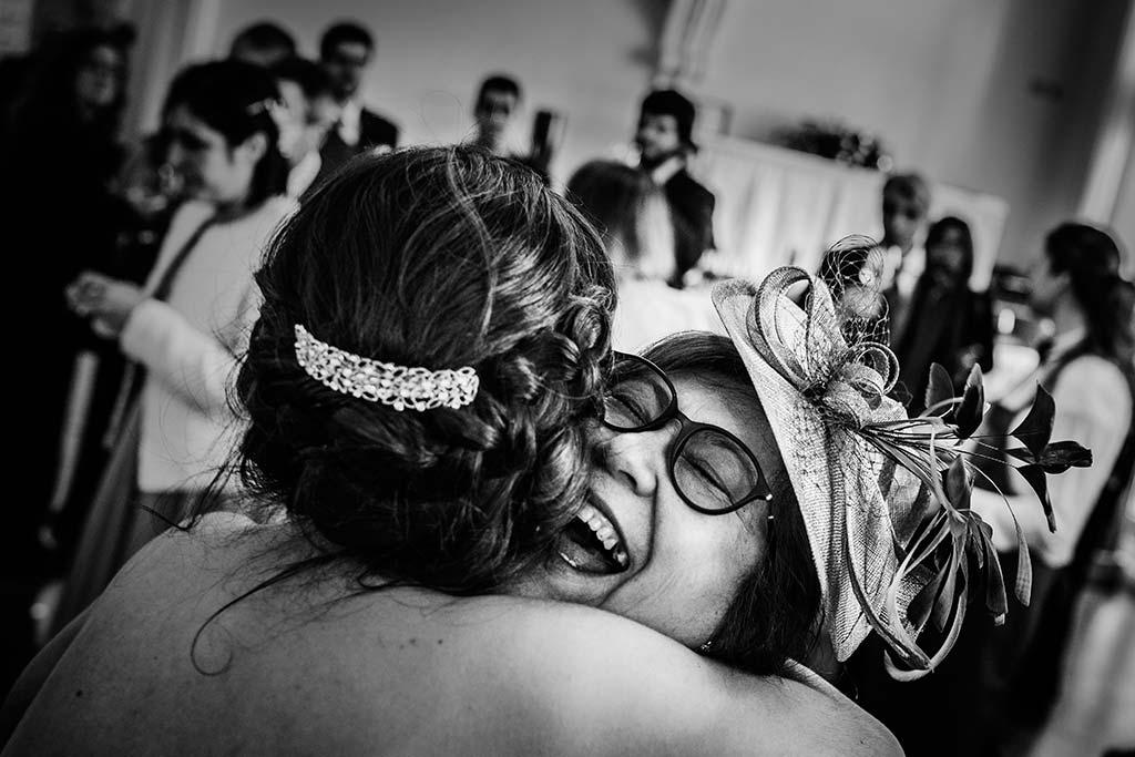 fotografo de bodas en Cantabria Maria y Borja mama novia