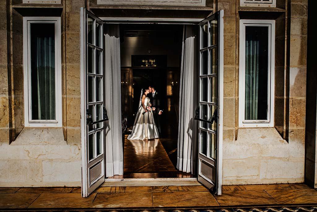 fotografo de bodas en Cantabria Maria y Borja palacio