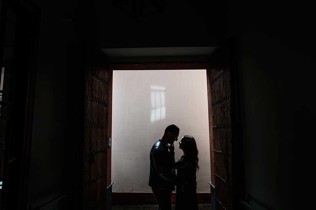 Fotógrafo de bodas Sevilla Marcos Greiz barbilla