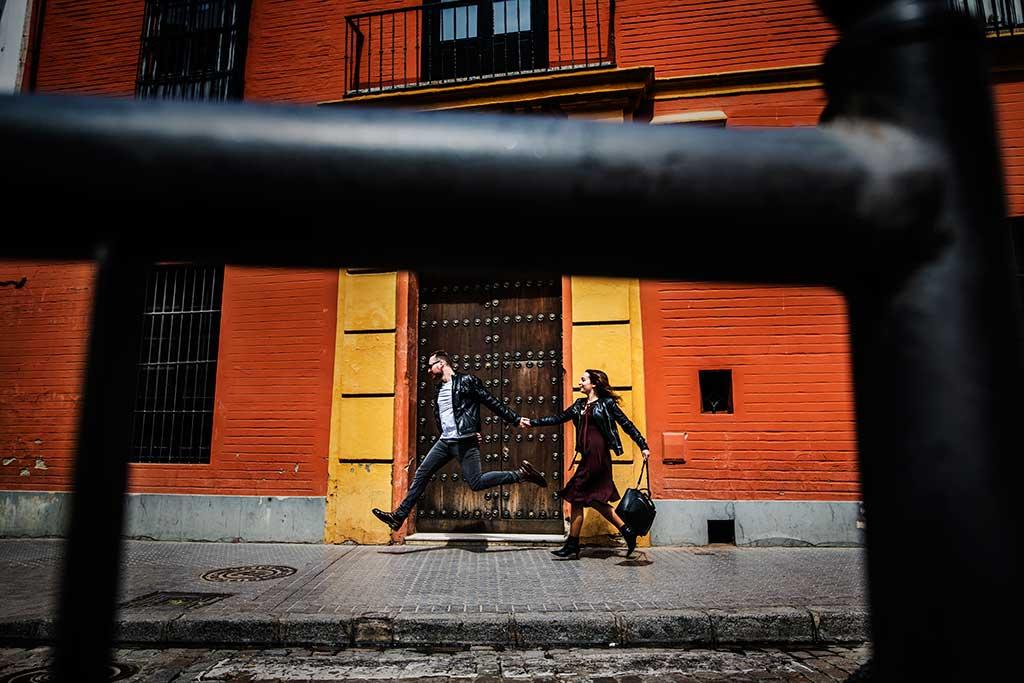 Fotógrafo de bodas Sevilla Marcos Greiz carreras