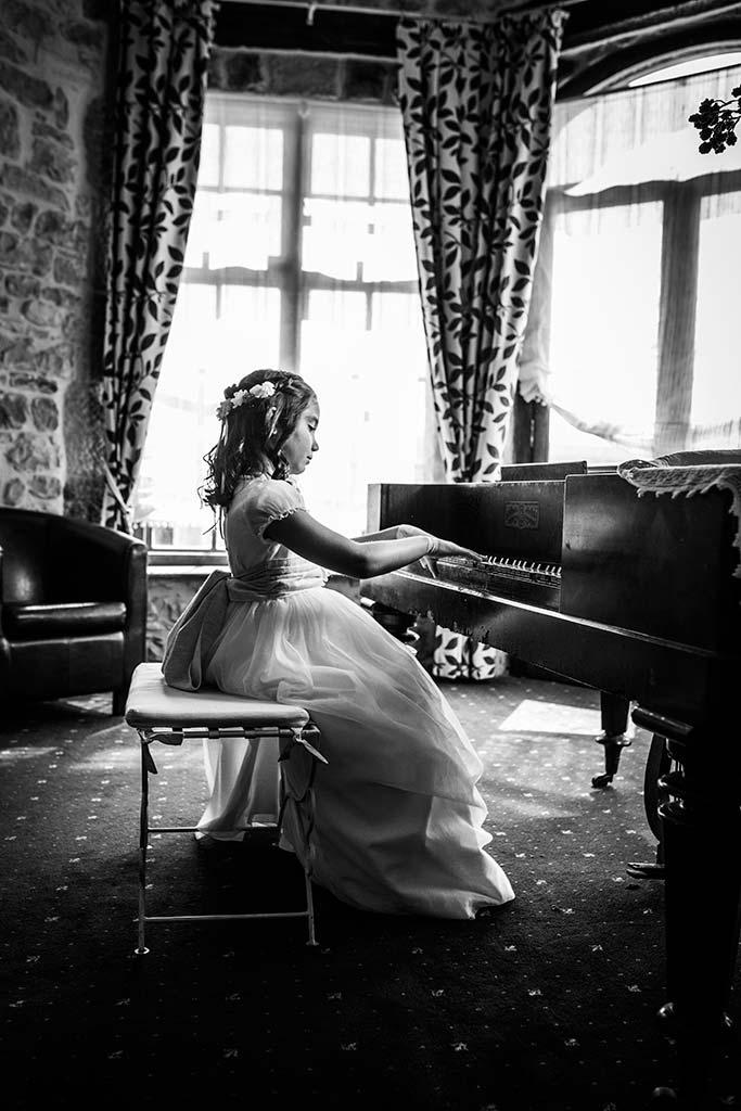 fotos comunión Cantabria casona marquesa Marcos Greiz lola piano