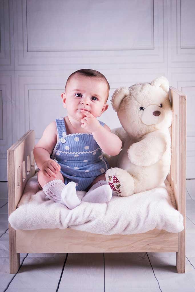 fotos de bebes marcos greiz Dario osito