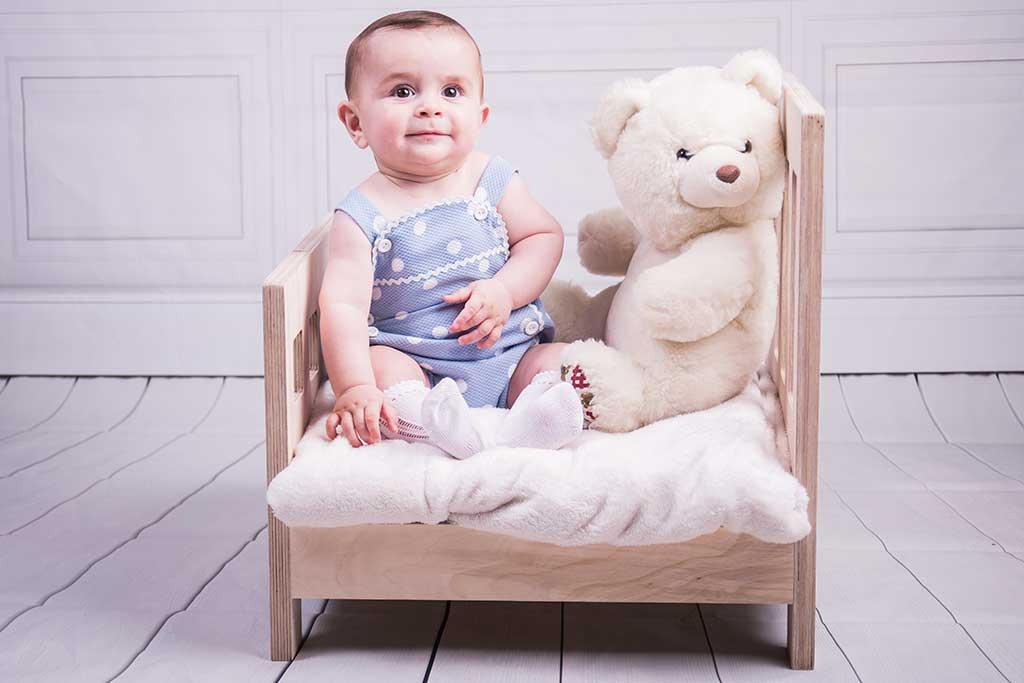 fotos de bebes marcos greiz Dario oso