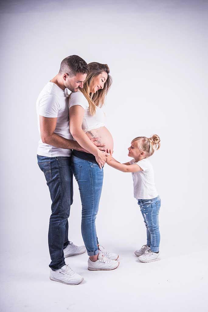 fotos de embarazadas santander martin papa mama angela