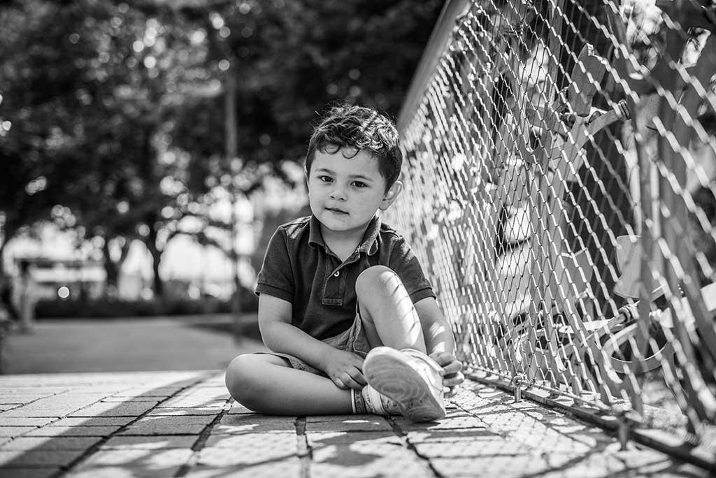 fotos de niños Cantabria Marcos Greiz Mateo puente