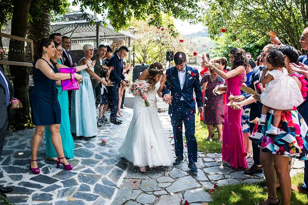 Fotógrafo de bodas Cantabria Marcos Greiz Ane y Felix arroz