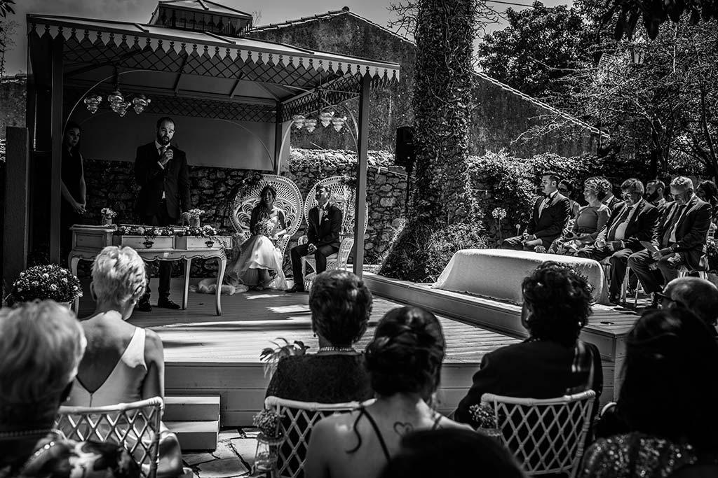 Fotógrafo de bodas Cantabria Marcos Greiz Ane y Felix ceremonia