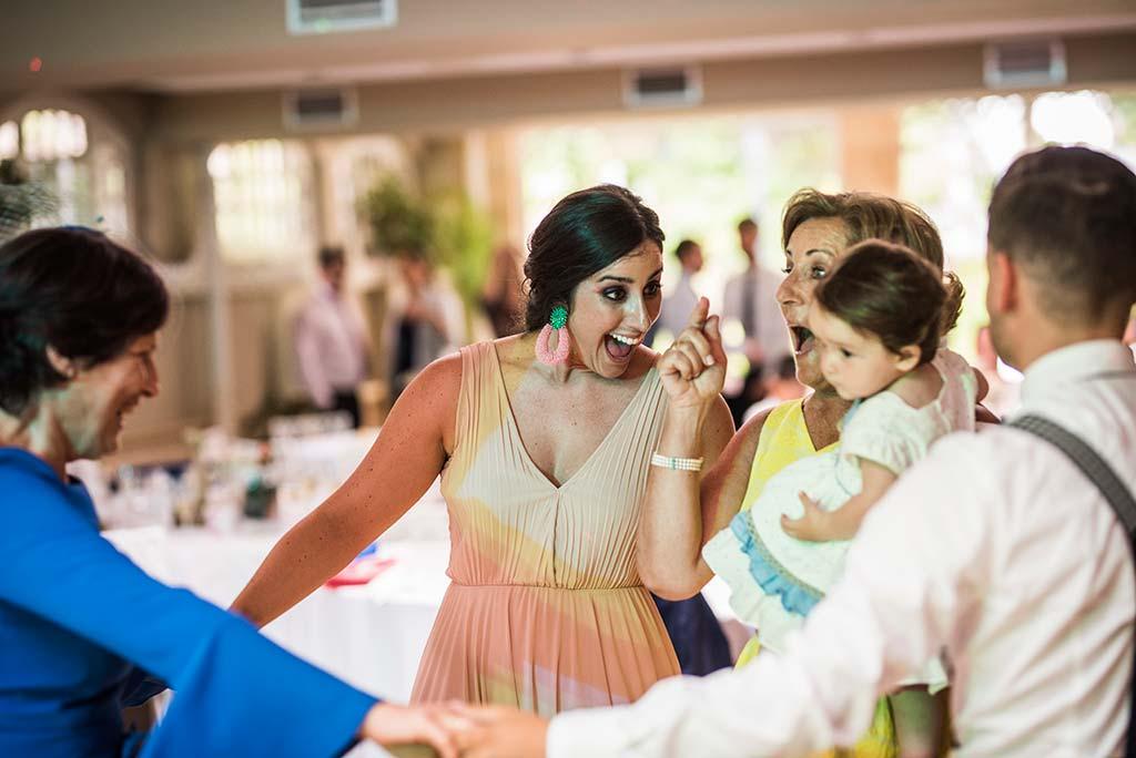 Fotógrafo de bodas Cantabria Marcos Greiz Ane y Felix invitada