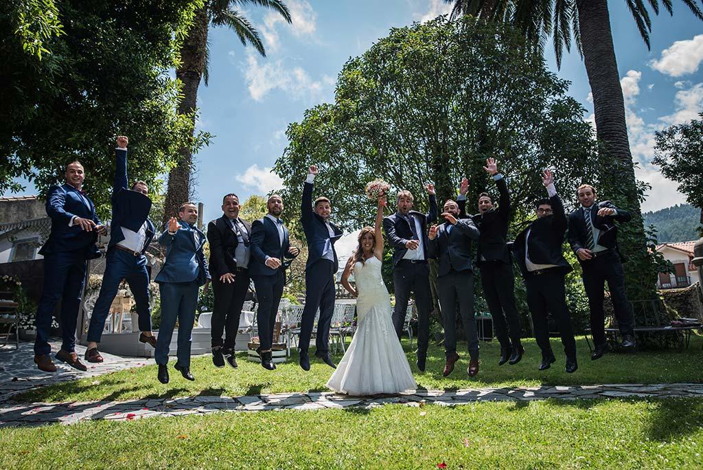 Fotógrafo de bodas Cantabria Marcos Greiz Ane y Felix invitados